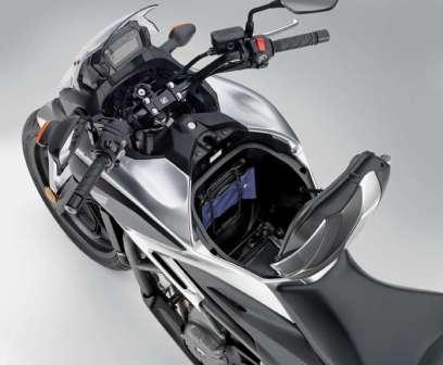 Honda NC700X – возвращаясь в прошлое. Глубокий фальшбак.