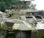 M8 Armored Utility CAR - разведчик союзников