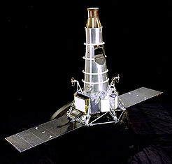 MoLab - первая американская космическая лаборатория-вездеход межпланетная станция Рейнджер-7