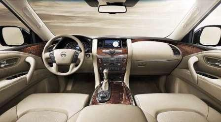 Nissan Patrol - лучший из лучших. Высокий комфорт