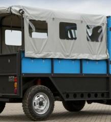 OX - грузовик конструктор