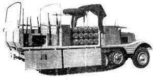 SdKfz 11 – машина вермахта, овеянная историей Sdkfz 11-5 Химический разведчик