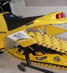 Snow Hawk 900 HO только для Мастеров спорта