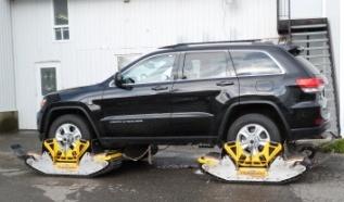 TrackNGo - остановка по требованию или вездеход за 15 минут. Grand Cherokee и другие внедорожники SUV