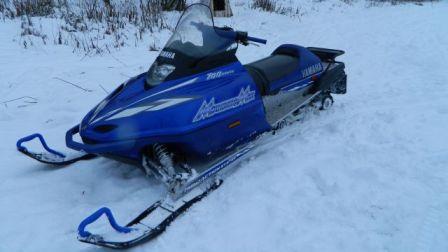 Yamaha ММ700 стремится в горы
