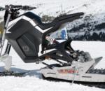 Электрический снегоход Volta Snowmotorbike для экстремалов